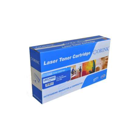 Toner do drukarki Samsung CLX 3305 niebieski - K406