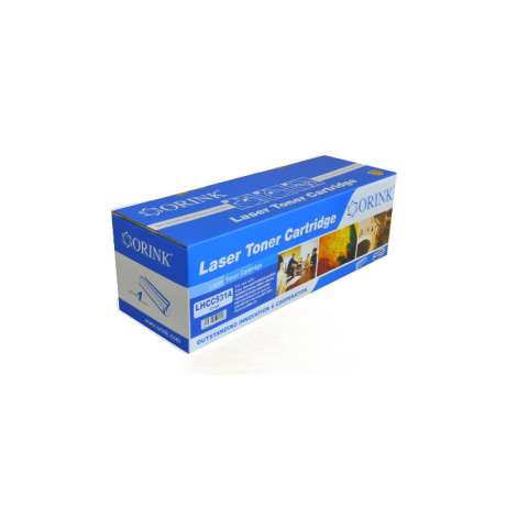 Toner do drukarki HP Color LaserJet CM 2027 niebieski - CC531A 304A C