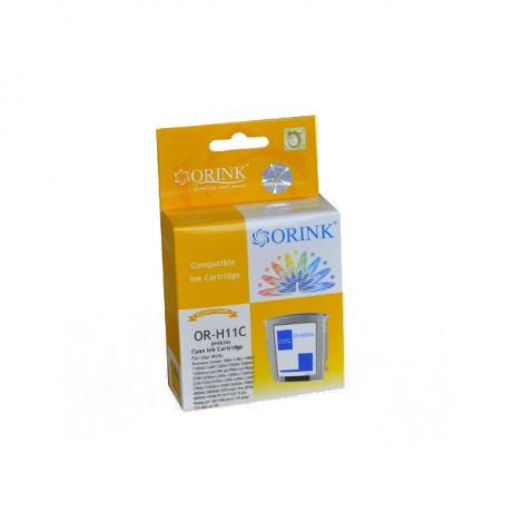 Tusz do drukarki HP Officejet 9120 niebieski - C4844A C