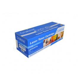 Toner do HP CP 1525 niebieski - CE 321A 128A C