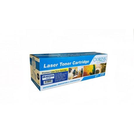 Toner do HP Color LaserJet CM 2024 żółty (yellow) - CC532A 304A Y