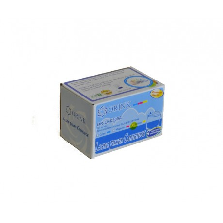 Toner do Samsung CLP-300 żółty