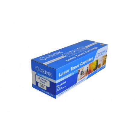 Toner do drukarki Oki C610 niebieski - 44315307