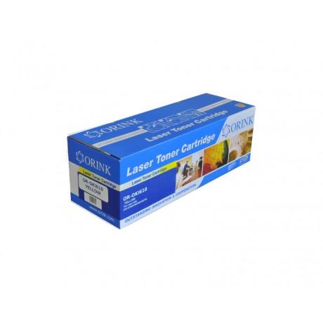 Toner do drukarki Oki C610 żółty - 44315305