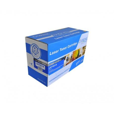 Toner do HP LaserJet P 3005 - Q7551X 51X