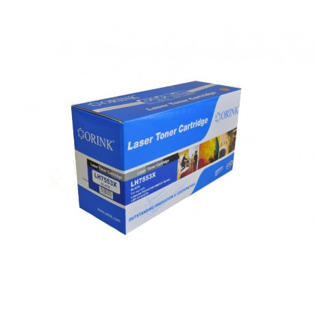 Toner do HP LaserJet M 2727 - Q7553X 53X